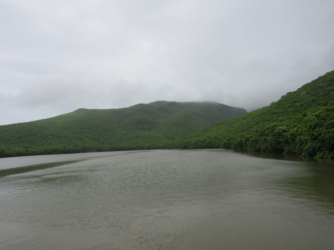 Willigdon Dam, Junagadh, India, From Vaibhavi Savalia