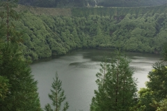 Santiago's lagoon on São Miguel island (Azores, Portugal). Photo by Dr. Ana Sanches Silva.
